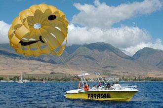 Maui Parasail Specials