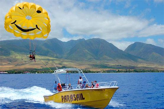 Maui Parasail