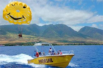 Parasail Maui Specials